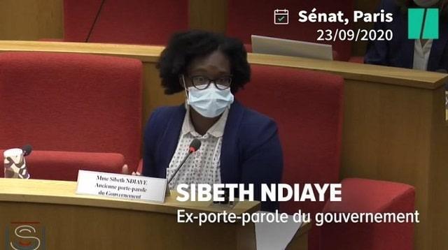 Devant le Sénat, Sibeth NDiaye jure d'avoir dit toute la vérité, même sur les masques