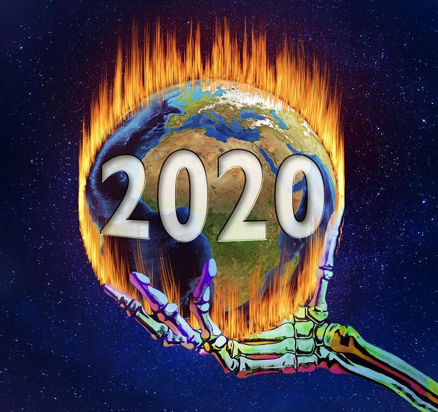 2020 a été une année cauchemardesque pour l'Amérique, les catastrophiques retombées économiques commencent à peine à arriver...