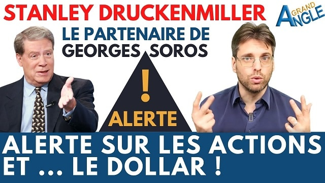 Stanley Druckenmiller: Alerte sur les marchés actions et ... le dollar !