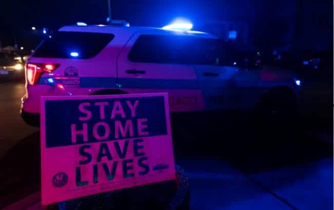 Chicago enregistre un bond de 52% des homicides par rapport à 2019! 5 fois plus qu'avant !!!