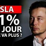 Bourse: Tesla perd 21% en 1 jour seulement, rien ne va plus ?