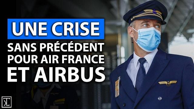 """Thami Kabbaj: """"Une CRISE Sans Précédent pour Airbus et Air France,... Une Catastrophe JAMAIS VU ! Ces entreprises Vont-elles s"""
