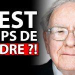 Warren Buffet se prépare-t-il au Pire Krach Boursier de l'histoire ?… Réponse avec Thami Kabbaj !