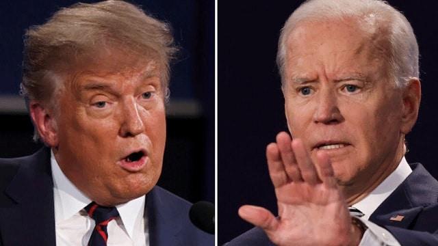 USA: Premier débat présidentiel électrique entre Donald Trump et Joe Biden (Traduit en français)