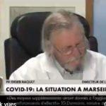 Mauvaise nouvelle. Professeur Raoult « un nouveau variant du virus plus virulent » !