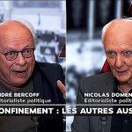 """André Bercoff: """"270 chercheurs nous disent d'arrêter la panique et vous me traitez de complotiste?"""""""