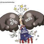 Fini les débats télévisés – Kamala et son «C'EST MOI QUI PARLE LÀ  !» – L'économie américaine souffre !