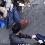 """Paris: """"Des enfants se trouvent nez à nez avec des seringues […] On est obligé de se barricader !"""""""
