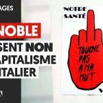 Grenoble: Ils disent non au capitalisme hospitalier !