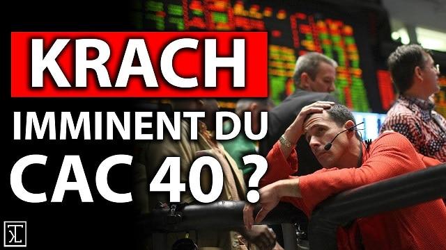 Warning: Un Krach est-il imminent sur le Cac 40 ?... Les prochaines semaines vont être décisives ! Avec Thami Kabbaj