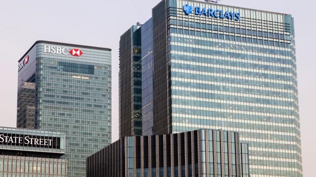 Londres: Effrondrement des emplois dans le secteur de la finance !