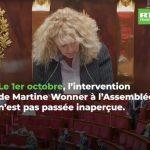 État d'urgence sanitaire prolongé: la colère de la députée Martine Wonner
