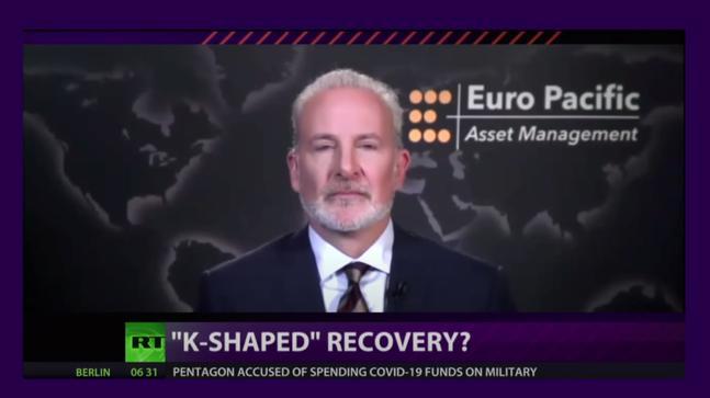 Peter Schiff: « Avec la planification centrale, la fixation des taux, des prix et la manipulation des marchés,... c'est fini, il n'y a plus de capitalisme ! »