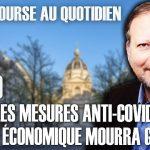 Philippe Béchade – Séance du Lundi 05 Octobre 2020: «Nouvelles mesures anti-Covid, le malade économique mourra guéri !»