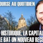 Philippe Béchade – Séance du Lundi 12 Octobre 2020: «Journée historique, la capitalisation mondiale bat un nouveau record»