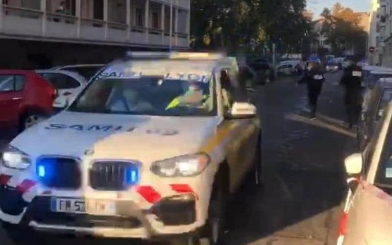 police-lyon