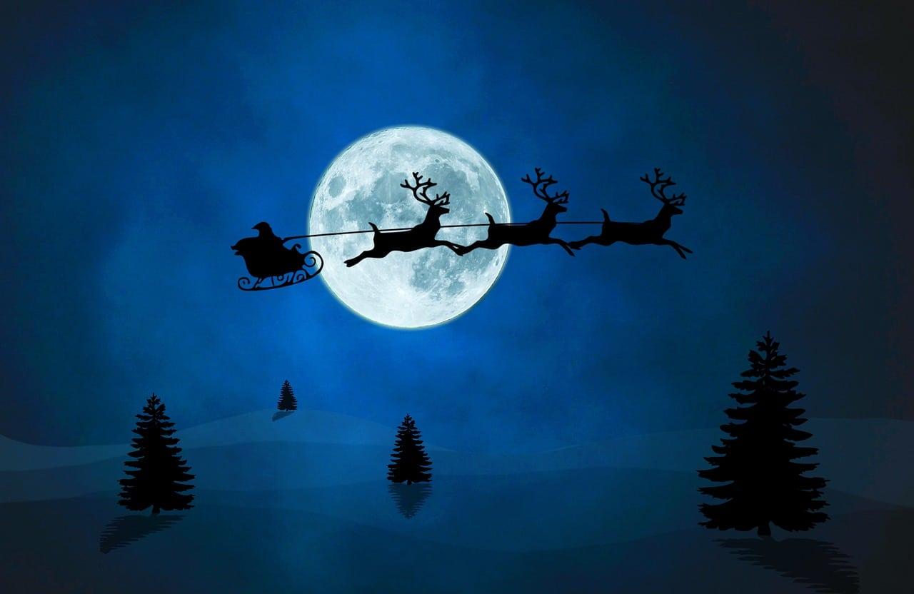 Santa-Sleigh-Christmas