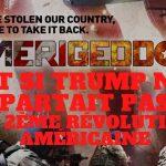 « JT du grenier. Alerte Cygne Noir. La 2ème révolution américaine !! » L'édito de Charles Sannat