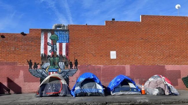 california-homeless