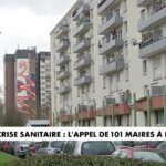 """Crise Sanitaire: """"101 maires interpellent Emmanuel Macron sur la «bombe à retardement» des banlieues"""""""