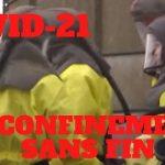 Charles Sannat: «Covid-21 et le confinement sans fin ! Je n'ai pas de très bonnes nouvelles à vous annoncer !!»