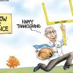 USA: Grosse fraude électorale de nouveau dénoncée en Pennsylvanie, ainsi que partout ailleurs. Joyeux Thanksgiving !