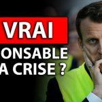 Est-ce que Macron va causer la Faillite et la Ruine de l'économie française ?… Éléments de Réponse avec Thami Kabbaj !