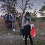 Avec la crise sanitaire, de nombreux étudiants plongent dans la précarité...