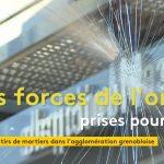 A Grenoble, les tirs de mortiers d'artifice se multiplient et inquiètent. Les forces de l'ordre prises pour cible !!