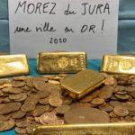 Jura: un trésor découvert dans un bâtiment du centre de Morez