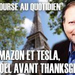 Philippe Béchade – Séance du Mercredi 18/11/20: «Pour Amazon et Tesla, c'est Noël avant Thanksgiving !»