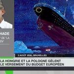 Blocage du budget européen: l'analyse de Philippe Béchade...