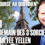 """Philippe Béchade – Séance du Mardi 24/11/20: """"Au lendemain des 3 sorcières surgit la fée Yellen"""""""