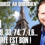 """Philippe Béchade – Séance du Mercredi 25/11/20: """"600, 179, 33, 74, 7, 1,6...le compte est bon !"""""""