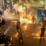 USA – intriguant: Toutes les violentes émeutes de 2020 se sont arrêtées d'un coup d'un seul,… juste après les élections !