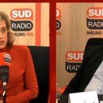 """Alexandra Henrion-Caude: Covid: """"Il y a 2 fois moins de chance d"""
