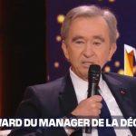 """La Blague du Jour !.... Bernard Arnault, PDG de LVMH: """"cette crise a été beaucoup mieux gérée que celle de 2008"""""""