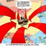 Le gouvernement chinois intensifie sa propagande pour donner une toute autre version de l'origine du Covid-19...
