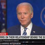 """Etait-ce planifié ?... Joe Biden: """"En cas de désaccord avec Kamala Harris, je ferais semblant d"""
