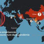 La crise sanitaire a aggravé la répression des journalistes, selon le bilan annuel de Reporters sans frontières