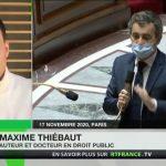 """Maxime Thiébaut: """"La Loi de Sécurité globale est complètement inconstitutionnelle !"""""""