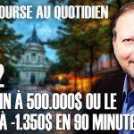 """Philippe Béchade – Séance du 01/12/20: """"Le Bitcoin à 500.000$ ou le Bitcoin à -1.350$ en 90 minutes ?"""""""