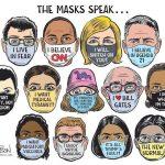 Mais en réalité,… pourquoi je porte un masque ?