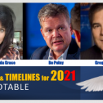 USA: Soyez patients – Rien n'est encore figé pour le moment...Tout va bientôt basculer ! Amanda Grace, Bo Polny et Greg Hunter