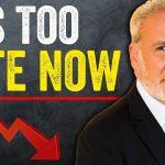 Peter Schiff: «Il est déjà trop tard ! Avec l'effondrement du dollar, l'or redeviendra la valeur étalon !! C'est l'évidence même !!!»