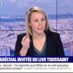 """Marion Maréchal: """"Ce sont des journalistes du Monde et de Libération qui sont en charge de la modération sur Facebook !"""""""