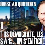 Philippe Béchade – Séance du 06/01/21: «Le Sénat US démocrate, les taux longs US à 1%… on s'en fiche !»