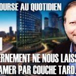 """Philippe Béchade – Séance du 15/01/21: """"Le gouvernement ne nous laissera pas affamer par Couche Tard...hostie !"""""""